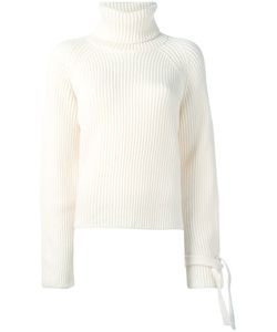 Joseph | Turtleneck Ribbed Jumper Medium Wool