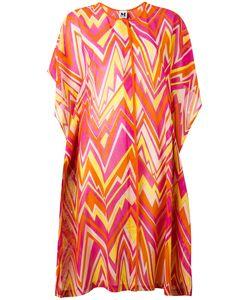 M Missoni | Zigzag Print Shift Dress
