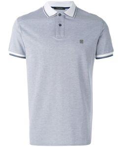 Ermenegildo Zegna | Contrast Collar Polo Shirt 50 Cotton