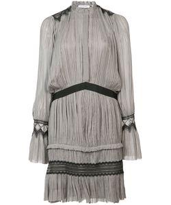Vionnet   Pleated Short Dress Women