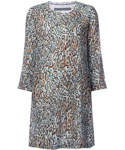 Raquel Allegra   Leopard Print Dress Women