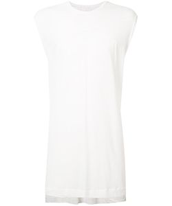 Julius | Semi-Sheer Elongated Sleeveless T-Shirt Size 4
