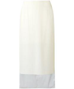 Aalto | Pleated Front Skirt 36