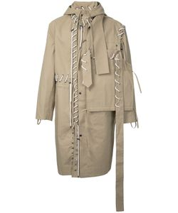 Craig Green | Lace-Up Detail Coat