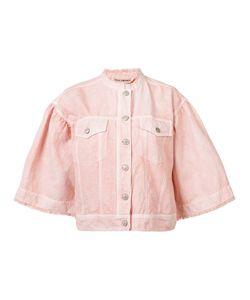 Ulla Johnson | Bell Sleeve Denim Jacket Size 4