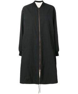 Army Yves Salomon | Oversized Bomber Jacket Women Lamb