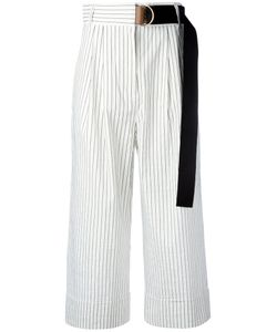 Tibi | Lightweight Cropped Trousers Size 2