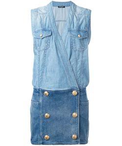 Balmain | Panel Mini Dress 36