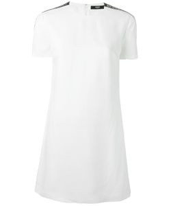 Versus   Logo Print Strap Dress Size