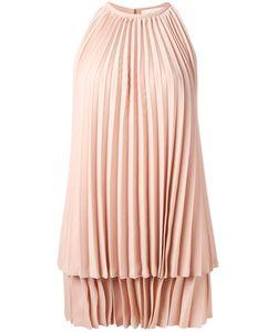 Sara Battaglia | Pleated Dress Size 40