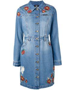 House Of Holland | Embroidered Shirt Dress Women