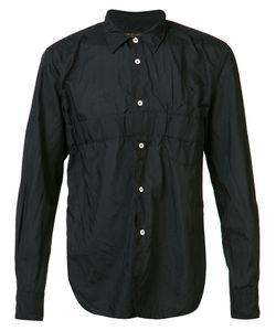 Comme Des Garçons Homme Plus | Gathered Chest Shirt