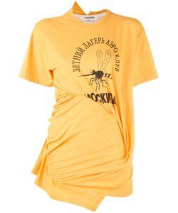 Junya Watanabe Comme Des Garçons | Draped Printed T-Shirt Women