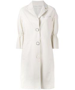 Drome | Gathered Sleeve Coat Size Medium