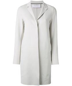 Harris Wharf London | Single Breasted Coat 42