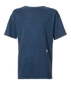 The Elder Statesman | Palm Tree Detail T-Shirt Xl
