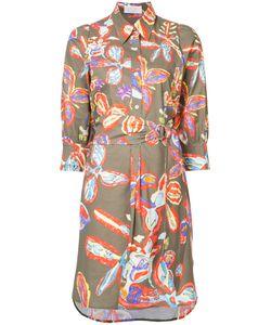 Peter Pilotto | Batik Print Shirt Dress Women