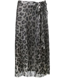 Haider Ackermann | Leopard Print Pleated Skirt