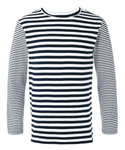Blue Blue Japan | Striped T-Shirt