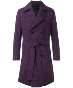 Mp Massimo Piombo   Belted Trench Coat 52