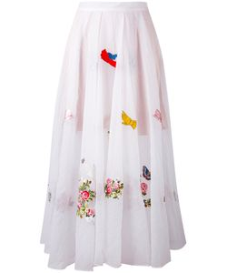 Vivetta | Embroidered Maxi Skirt