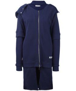 Aalto | Zipped Hooded Coat
