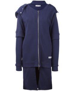 Aalto | Zipped Hooded Coat Size