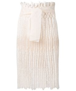 Ermanno Scervino | High-Waisted Lace Skirt