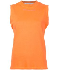 Eckhaus Latta | Muscle Tank Top Women