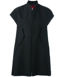 Moncler Gamme Rouge | Sleeveless Oversize Jacket Size 0