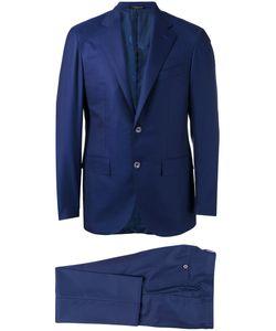 Corneliani | Notched Lapel Two-Piece Suit Size 54