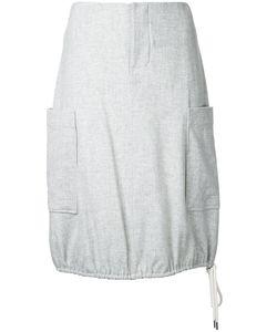 Bassike | Drawstring Skirt 12