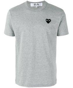 Comme Des Garçons Play | Heart Patch T-Shirt