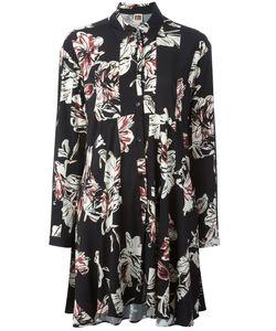 I'M Isola Marras | Print Flared Shirt Size 44