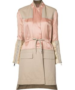 No21   Panelled Trench Coat 36