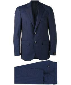 Corneliani   Striped Two-Piece Suit 52