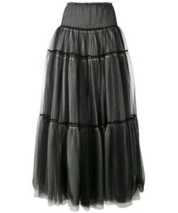Twin-Set | Tiered Tulle Skirt 40