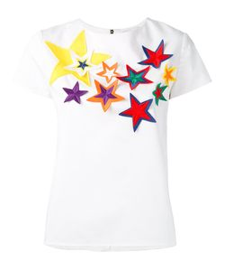 Mira Mikati | Star Patch Blouse Size 38