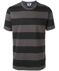 Junya Watanabe Comme Des Garçons   Man Striped T-Shirt Size Small