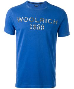 Woolrich | Logo Embroidered T-Shirt S