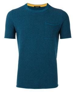Roberto Collina | Short Sleeve Sweater Size 48