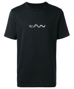 Oamc | Snake Print T-Shirt M