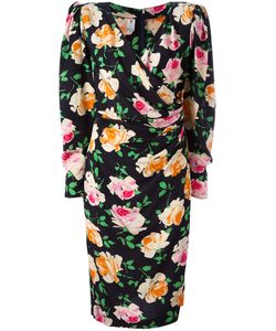 Emanuel Ungaro Vintage | Flower Print Dress