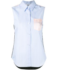 Sonia By Sonia Rykiel | Tricolour Sleeveless Shirt