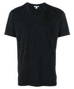 James Perse | V-Neck T-Shirt 1 Cotton