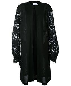 Co-Mun | Lace Sleeve Coat 44