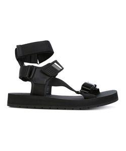 Prada | Hook Loop Sandals Size 7