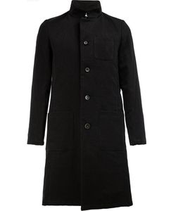 Individual Sentiments | Mandarin Collar Coat Size 4