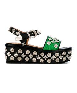Toga Pulla | Embellished Sandals Women