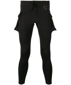 Cottweiler | Side Pocket Skinny Trousers Large Polyester
